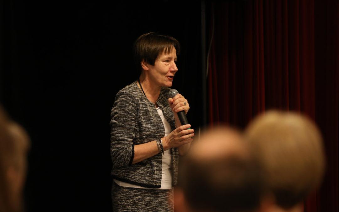 Wywiad z prof. Zofią Bilińską z Ośrodka Badań Przesiewowych IKARD